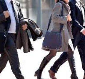 Το περπάτημα ως τη δουλειά μειώνει σημαντικά τον κίνδυνο διαβήτη (και όχι μόνο) - Κυρίως Φωτογραφία - Gallery - Video