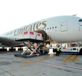 Περιηγηθείτε με το Google Street View στο Airbus A380 - Καλό ταξίδι!  - Κυρίως Φωτογραφία - Gallery - Video