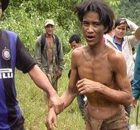Πατέρας και γιος ζούσαν στο δάσος 40 χρόνια - Καλλιεργούσαν λαχανικά και κυνηγούσαν ζώα για να επιβιώσουν! - Κυρίως Φωτογραφία - Gallery - Video