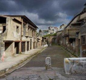 1.934 χρόνια μετά την έκρηξη του Βεζούβιου - Ας επισκεφθούμε την Πομπηία! (φωτό - βίντεο) - Κυρίως Φωτογραφία - Gallery - Video