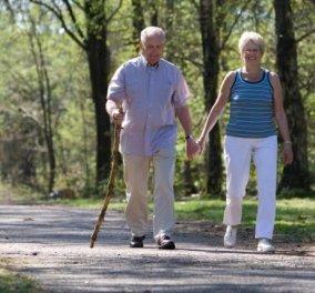 Πόσο θα ζήσεις; Η πρόγνωση έρχεται από τον τρόπο που περπατάμε! - Κυρίως Φωτογραφία - Gallery - Video