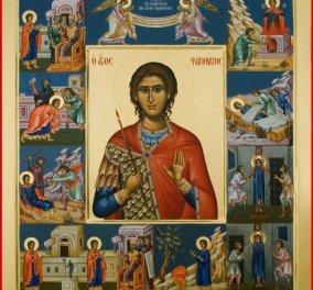 Του Αγίου Φανουρίου σήμερα-Διαβάστε για τη ζωή του-Δείτε φωτογραφίες από τον εορτασμό στα Κύθηρα αλλά και την «διάσημη» φανουρόπιτα - Κυρίως Φωτογραφία - Gallery - Video