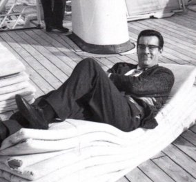 Daddy cool : Daddy o Φρέντυ Γερμανός σε υπέροχη σπάνια φωτογραφία που ανέβασε η Ναταλία του  - Κυρίως Φωτογραφία - Gallery - Video