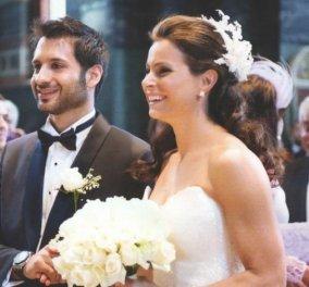 Δείτε νέες φωτογραφίες από το γάμο της κόρης της Γιάννας Αγγελοπούλου, Καρολίνας, στο Λονδίνο - Κυρίως Φωτογραφία - Gallery - Video