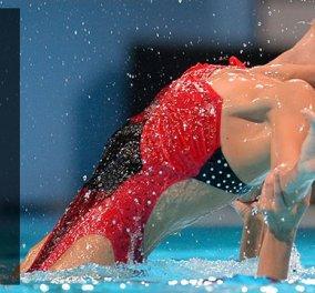 Ona Carbonell: H ιστορία μιας πεντάμορφης ''γοργόνας'' της συγχρονισμένης κολύμβησης σε φωτογραφίες μέσα και έξω από το νερό! (φωτό)  - Κυρίως Φωτογραφία - Gallery - Video