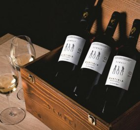 Good news: Ελληνικό κρασί από την Μαντινεία στο top 10 του κόσμου !  - Κυρίως Φωτογραφία - Gallery - Video