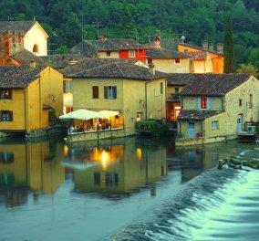 Ταξίδι στο πανέμορφο Borghetto, το ιταλικό χωρίο που είναι κτισμένο μέσα σε ποτάμι! (φωτο) - Κυρίως Φωτογραφία - Gallery - Video