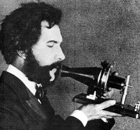 ''Watson έλα εδώ σε θέλω'': Αυτή ήταν η πρώτη φράση στο 1ο τηλεφώνημα που έγινε στον κόσμο - τι είπε ο εφευρέτης του τηλεφώνου Γκράχαμ Μπελ: 168 χρόνια από την γέννηση του! (φωτό)  - Κυρίως Φωτογραφία - Gallery - Video
