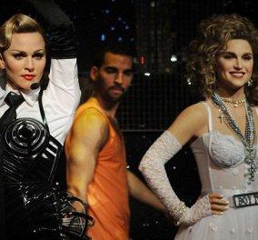 Η Madonna δείχνει 30 χρόνια νεώτερη - κέρινο ομοίωμα στo Μουσείο Madame Τussauds - Κυρίως Φωτογραφία - Gallery - Video