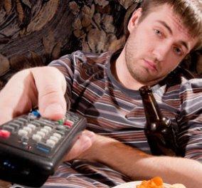 30άρηδες προσοχή: Η τηλεόραση «ραγίζει» τις αρτηρίες της καρδιάς σας .... - Κυρίως Φωτογραφία - Gallery - Video