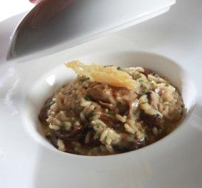 Σήμερα μαγειρεύουμε ριζότο με μανιτάρια, θυμάρι και παρμεζάνα από τον σεφ Γιάννη Λουκάκο! - Κυρίως Φωτογραφία - Gallery - Video