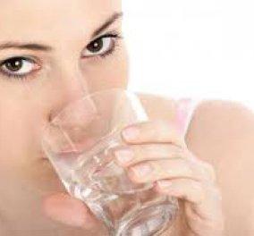 Πιείτε όσο ΝΕΡΟ θέλετε! Μόνο καλό κάνει. Μάθετε λεπτομέρειες για την ενυδάτωση σας όλη μέρα - Κυρίως Φωτογραφία - Gallery - Video