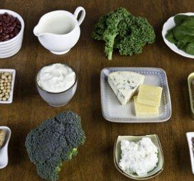 Ποιες τροφές είναι πλούσιες σε ασβέστιο και ταυτόχρονα  «καίνε» το περιττό λίπος; Διαβάστε! - Κυρίως Φωτογραφία - Gallery - Video