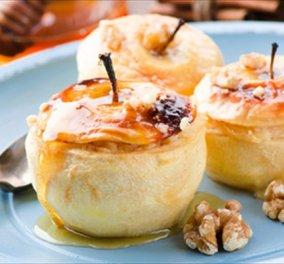 Στρούντελ ή muffins; Με χοιρινό ή κομπόστα; 10 τρόποι για να απολαύσετε το μήλο και ας λέει ένα την ημέρα ο γιατρός  - Κυρίως Φωτογραφία - Gallery - Video