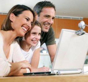 Το 77% των Ελλήνων διαβάζει εφημερίδες από το... Internet και το 54% των νοικοκυριών συνδεδεμένο στο διαδίκτυο πια - Κυρίως Φωτογραφία - Gallery - Video