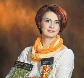 Topwoman η Εύα Μπουλοκώστα που καλλιεργεί το superfood ιπποφαές, δουλεύει μόνη της και μεγαλώνει και δύο κόρες - Κυρίως Φωτογραφία - Gallery - Video