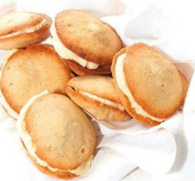 Θυμάστε τους εργολάβους με κρέμα και ζάχαρη άχνη της γιαγιάς ? είναι απλά αχτύπητοι-φτιάξτε τους μόνοι σας! - Κυρίως Φωτογραφία - Gallery - Video