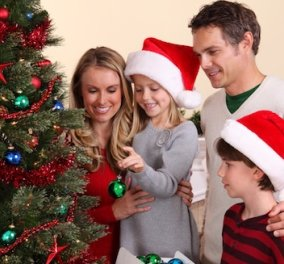 Θέλετε να στολίσετε χριστουγενιάτικο δέντρο άλλα το ταμείο είναι μείον; Oι καλύτερες ιδέες για να ντύσετε το σπίτι με τα γιορτινά του χωρίς να βάλετε το χέρι βαθιά στην τσέπη!   - Κυρίως Φωτογραφία - Gallery - Video
