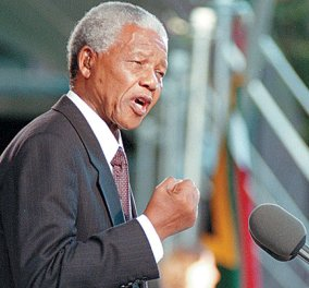 Σπάνιο βίντεο: Η ομιλία του Νέλσον Μαντέλα στο Πανεπιστήμιο Χάρβαρντ το 1998 (βίντεο) - Κυρίως Φωτογραφία - Gallery - Video