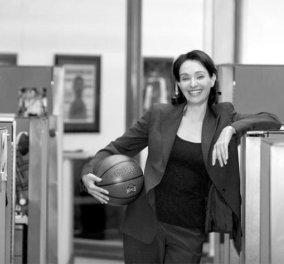 Top woman η Ματίνα Κολοκοτρώνη-Η Ελληνίδα μάνατζερ των Σακραμέντο Κινγκς που «άλωσε» το ανδροκρατούμενο άντρο του Αμερικανικού μπάσκετ (φωτό & βίντεο) - Κυρίως Φωτογραφία - Gallery - Video