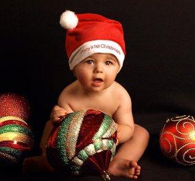 Τα πρώτα Χριστούγεννα με το μωρό σας - Δείτε τι πρέπει να προσέξετε! - Κυρίως Φωτογραφία - Gallery - Video
