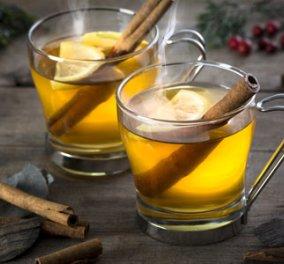 Στην υγειά μας με ένα ζεστό «μηλόκρασο» χωρίς αλκοόλ! - Κυρίως Φωτογραφία - Gallery - Video