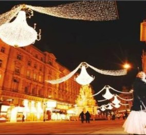 Το 2013 φεύγει κι εμείς ετοιμαζόμαστε για ταξίδια έστω με το μυαλό στη Βιέννη, εκεί που ο νέος χρόνος χορεύει βαλς στο βασιλικά ballrooms - Κυρίως Φωτογραφία - Gallery - Video