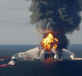 7,8 δισ. δολάρια η BP για την πετρελαιοκηλίδα στον κόλπο του Μεξικού - Κυρίως Φωτογραφία - Gallery - Video