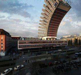 Όταν η 3d τεχνολογία φέρνει τα...πάνω κάτω: Δείτε πως μεταμόρφωσε ένα ξενοδοχείο του Μονάχου ένας φωτογράφος με φαντασία και ταλέντο (φωτό & βίντεο) - Κυρίως Φωτογραφία - Gallery - Video