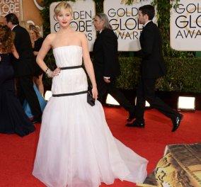 Smile : χαμός στο διαδίκτυο με «θαυμαστές» της πανέμορφης Τζένιφερ Λώρενς που διακωμωδούν την Dior αλλά μάλλον αποτυχημένη εμφάνιση της στις Χρυσές Σφαίρες (φωτό) - Κυρίως Φωτογραφία - Gallery - Video