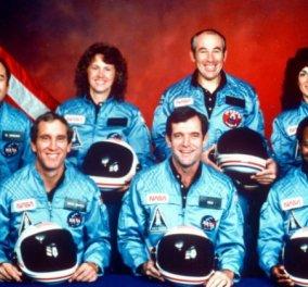 Όταν το διαστημικό λεωφορείο Challenger εξερράγη στον αέρα-Μια μέρα που όλοι θυμόμαστε-Δείτε βίντεο ντοκουμέντο με την τραγωδία που συγκλόνισε την υφήλιο πριν από ακριβώς 28 χρόνια (φωτό & βίντεο) - Κυρίως Φωτογραφία - Gallery - Video