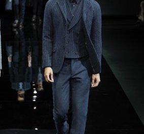 Με Armani, Dsquared, Dior για τον ερχόμενο χειμώνα σας ντύνω Κύριοι μου - Δείτε και ας μην τα πάρετε λόγω.... μικρών οικονομικών υποχρεώσεων - τι προτείνουν οι μετρ! (βίντεο)  - Κυρίως Φωτογραφία - Gallery - Video