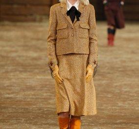 Και η Chanel τι παρουσίασε για τον χειμώνα 2014-2015; Κομψή, κλασσική και μοντέρνα- Αθάνατο στυλ (φωτό) - Κυρίως Φωτογραφία - Gallery - Video