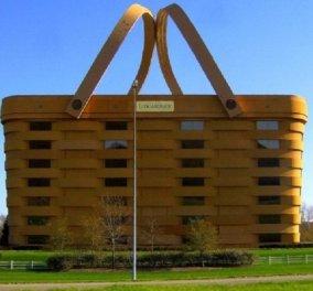 Απίστευτης αρχιτεκτονικής κτήρια σε όλο τον κόσμο που μας εντυπωσιάζουν: Φαντασία, δημιουργικότητα, πρωτοτυπία, ομορφιά (φωτό) - Κυρίως Φωτογραφία - Gallery - Video