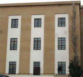 Ρόδος: Στολίδι το Πανεπιστήμιο Αιγαίου με τις ανακαινισμένες πτέρυγες! Θαυμάστε τις φωτό - Κυρίως Φωτογραφία - Gallery - Video