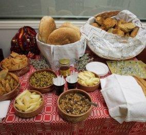 9 παραδοσιακά Ελληνικά πρωινά με βάση το Κρητικό πρότυπο!  - Κυρίως Φωτογραφία - Gallery - Video