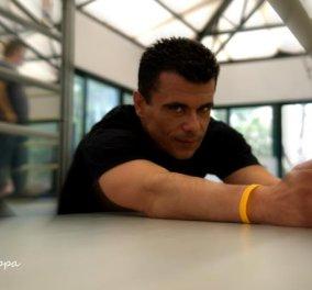 Αποκλειστικό! Ίσως ο πιο γενναίος Έλληνας, ο Παναγιώτης Μιχαήλ που νίκησε 2 φορές τον καρκίνο σε ένα ''ρεσιτάλ'' αισιοδοξίας και δύναμης -Δείτε το βίντεο! - Κυρίως Φωτογραφία - Gallery - Video