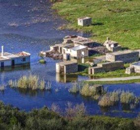 Κρήτη: Το χωριό που χάνεται και οι κάτοικοί του αρνούνται να το εγκαταλείψουν! Δείτε τις φωτό - Κυρίως Φωτογραφία - Gallery - Video