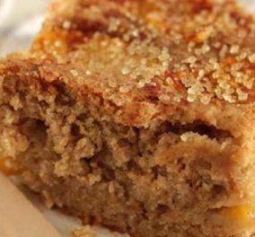 Πώς να φτιάξετε ένα πεντανόστιμο κέικ με γιαούρτι σε έξι απλά βήματα! - Κυρίως Φωτογραφία - Gallery - Video