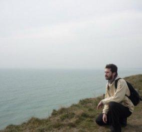 Η συγκλονιστική εξομολόγηση ενός 26χρονου που έφυγε από την Ελλάδα της κρίσης για την Αγγλία: «Στο Λονδίνο άλλαζα πάνες σε έναν παππού αλλά με τα χρήματα δημοσίευσα το πρώτο μου μυθιστόρημα» - Κυρίως Φωτογραφία - Gallery - Video