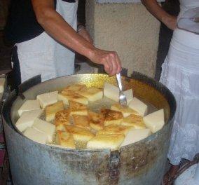 Παραδοσιακή Ζακυνθινιά φιτούρα μας φτιάχνει ο σεφ μας Κωνσταντίνος Μουζάκης-Γλύκισμα μούρλια! - Κυρίως Φωτογραφία - Gallery - Video