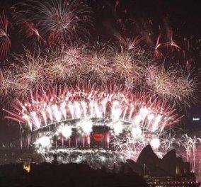 Η Πρωτοχρονιά στον πλανήτη! Νέα Ζηλανδία& Αυστραλία πρώτες στο 2013 - Κυρίως Φωτογραφία - Gallery - Video