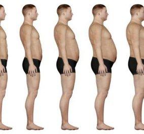 Το παράδοξο της παχυσαρκίας: Τα πολλά παραπανίσια κιλά αυξάνουν τον κίνδυνο θανάτου, αλλά τα λίγα παραπάνω κιλά τον μειώνουν - Κυρίως Φωτογραφία - Gallery - Video