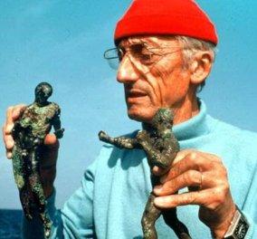 Story of the day: Τι είδους σημαντικό εύρημα αφαίρεσε ο Ζακ Υβ Κουστώ από το ναυάγιο των Αντικυθήρων; Αρχαιοκάπηλος ο πασίγνωστος υποθαλάσσιος εξερευνητής; (βίντεο) - Κυρίως Φωτογραφία - Gallery - Video