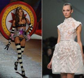 Τα πιο δημοφιλή μοντέλα της Vogue 2012  - Κυρίως Φωτογραφία - Gallery - Video