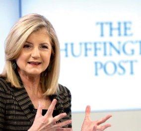 Ποιοί Έλληνες επιχειρηματίες φέρνουν την Huffington Post στην Ελλάδα; Η Αριάννα Στασινοπούλου θέλει να πετύχει και στην πατρίδα της το διασημότερο ενημερωτικό portal στον κόσμο   - Κυρίως Φωτογραφία - Gallery - Video
