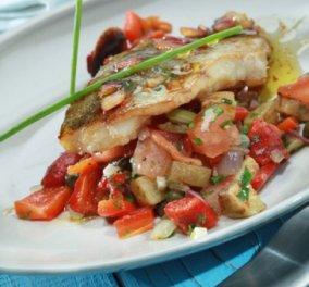 Μπακαλιάρο με πιπεριές Φλωρίνης ή φίνες κροκέτες; Ο Γιάννης Λουκάκος καταθέτει τις συνταγές για το φαγητό - θεσμό της 25ης Μαρτίου!  - Κυρίως Φωτογραφία - Gallery - Video