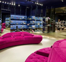 35.000 τ.μ. γεμάτο Prada, Manolo  Blahnik, Jimmy Choo, το νέο μεγαλύτερο κατάστημα με παπούτσια στον κόσμο άνοιξε το Selfridges στο Λονδίνο ! (φωτό) - Κυρίως Φωτογραφία - Gallery - Video