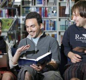 11 απίστευτοι λόγοι για να ερωτευτείς κάποιον που διαβάζει - Τελικά τον εμπιστεύεσαι κιόλας;  - Κυρίως Φωτογραφία - Gallery - Video