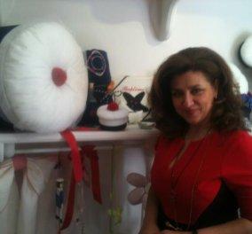 Μόνο στο Eirinika: Έμυ Τσίτσικα Τρικάρδου: Η Θεσσαλονικιά Topwoman πρότυπο γυναικείας επιχειρηματικότητας - με τα χειροποίητα καλλιτεχνήματα της δημιουργεί αξέχαστες εκδηλώσεις! - Κυρίως Φωτογραφία - Gallery - Video